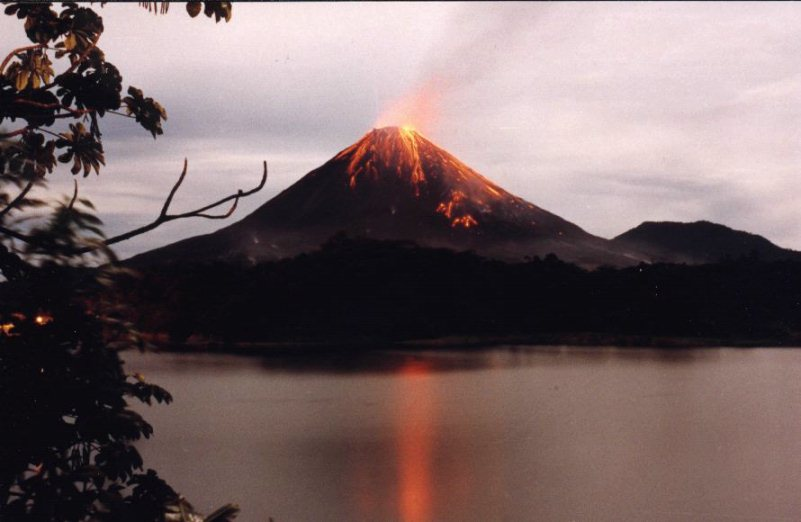 Arenal Mountain