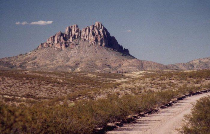 Steeple Rock
